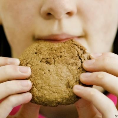 4-Ingredient Nutella Cookies (Gluten-Free)