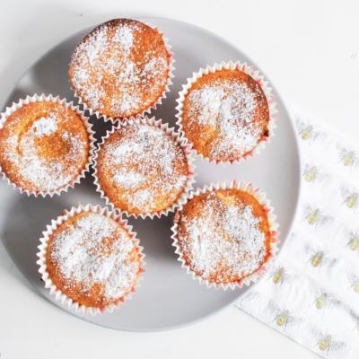Lemon & Orange Olive Oil Cupcakes