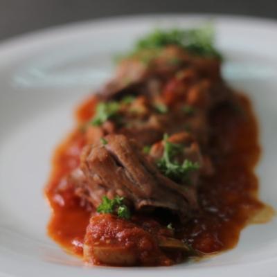 Aromatic Beef Cacciatore
