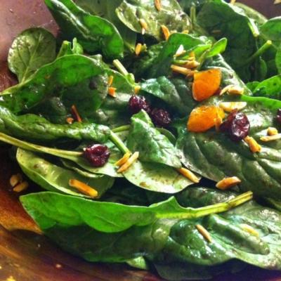 Cran-Apricot California Salad