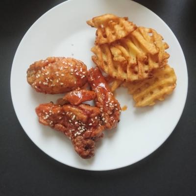 Allergy Friendly Honey BBQ Chicken