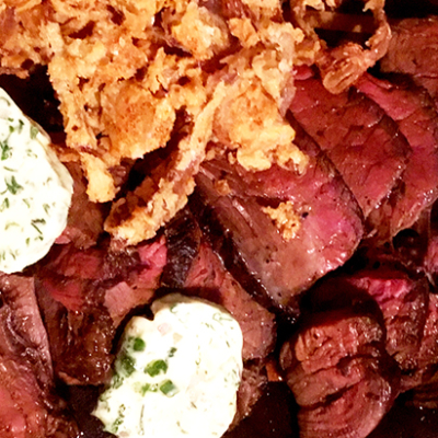 Fullblood Wagyu Top Round Roast London Broil