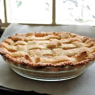 Ina Garten's Perfect Peach Pie