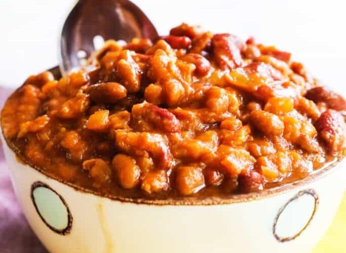 Best Crock Pot Baked Beans