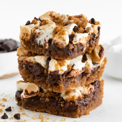 Vegan S'mores Bars