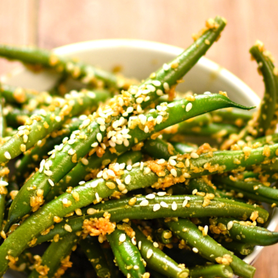 French Bean and Sesame Salad