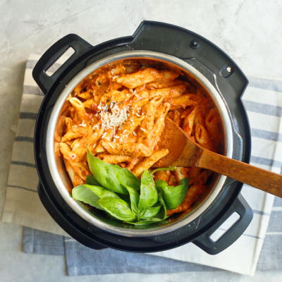 Instant Pot Penne alla Vodka