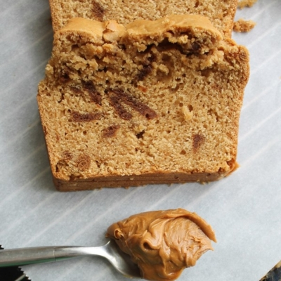 Biscoff Cookie Butter Bread