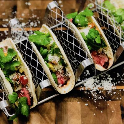 Fullblood Wagyu Beef Tequila Tacos