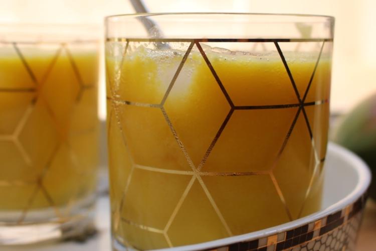 Monk Fruit Mango Lassi