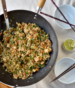 Vietnamese-Style Fried Rice