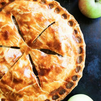 Easy Classic Apple Pie
