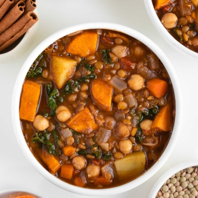 Vegan Moroccan Stew