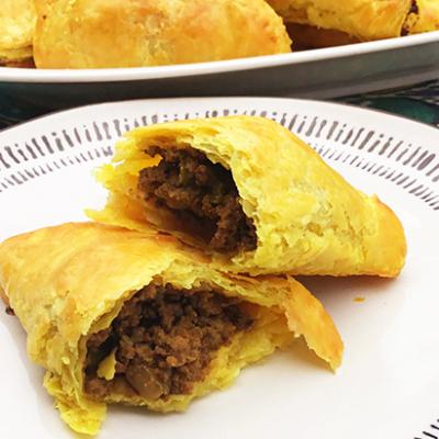 Jamaican Fullblood Wagyu Beef Patties