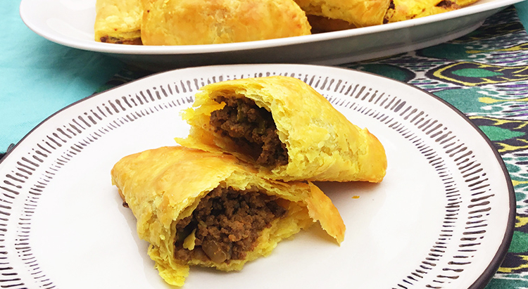 Jamaican Fullblood Wagyu Beef Patties