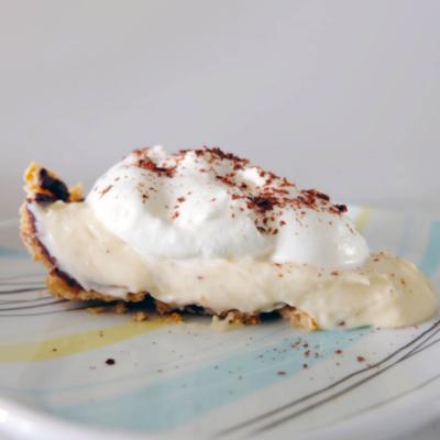 Fudge Bottom Pie