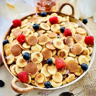 Mini Pancakes Cereal