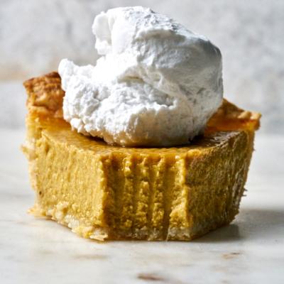 Pumpkin Pie Filling