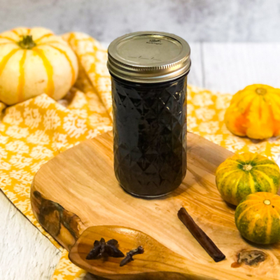 Spiced Simple Syrup–Not Just for Cocktails