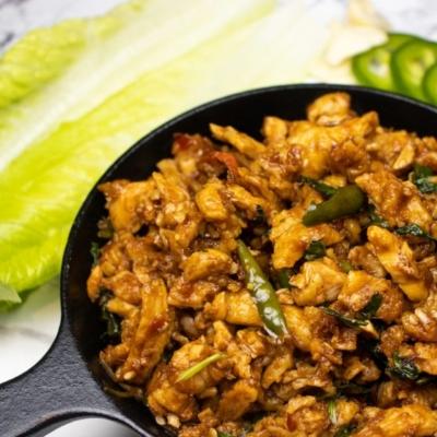 Mint Chicken | Healthy Recipe