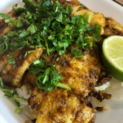 Tandoori Fish | Indian Fish Recipe | Low-carb and Gluten-free