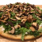 Crowd Pleasing Shiitake Mushroom Appetizer