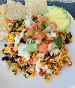 Mexican Skillet (Healthy)