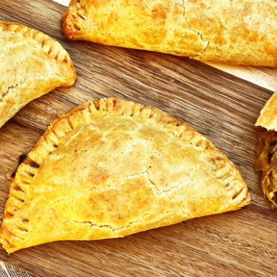 Wagyu Beef Philly Cheesesteak Hand Pies