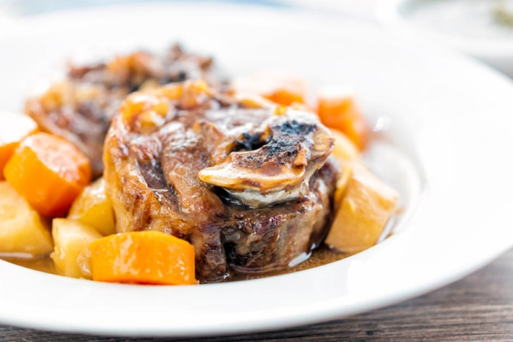 Lamb Neck Stew, Almost a Scouse Recipe!