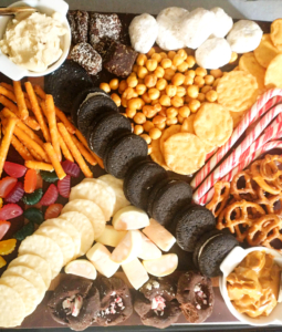 Allergy Friendly Snack Board - Two Ways