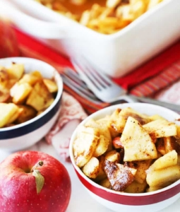 Easy Cinnamon Baked Apples