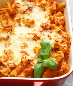 Chicken Baked Ziti