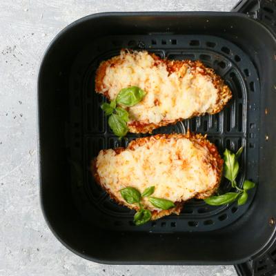 Air Fryer Chicken Parmesan