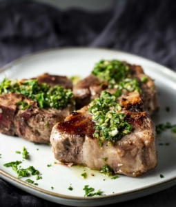 Sous Vide Lamb Chops