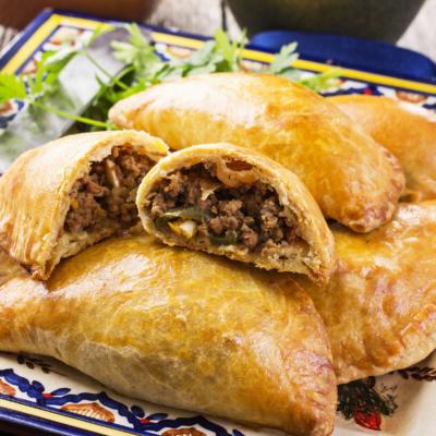 Easy Ground Beef Empanadas Recipe