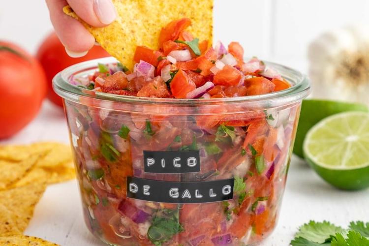 Pico De Gallo (Salsa Fresca)