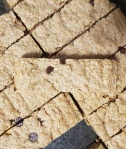 Peanut Butter Oatmeal Snack Bars