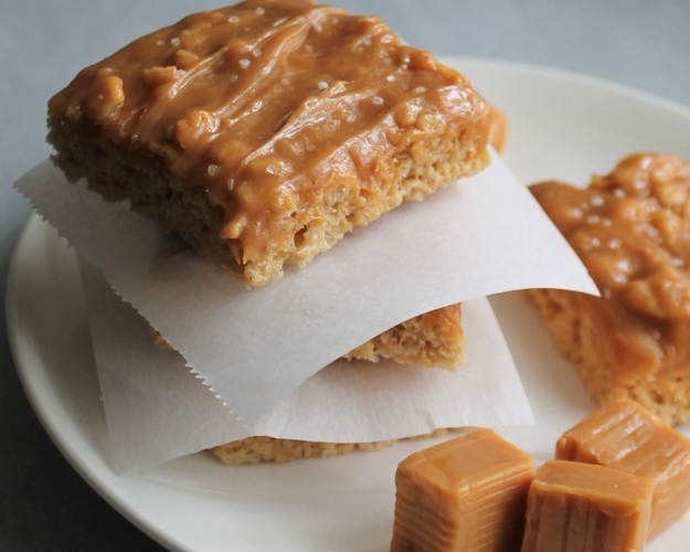 Awesome Salted Caramel Treats