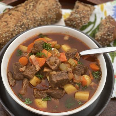 Wagyu Beef Irish Stew
