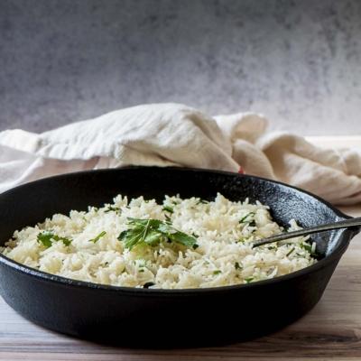 Instant Pot Cilantro Lime Rice
