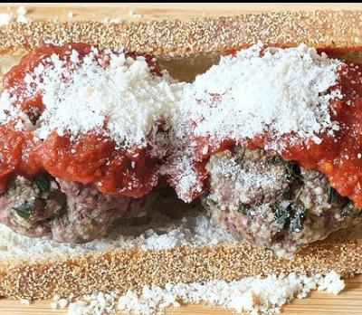 Weeknight Meatball Recipe