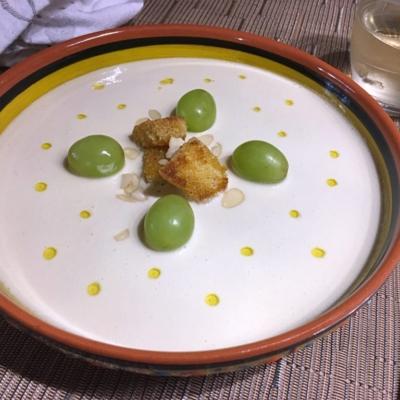 Sopa Ajoblanco • White Gazpacho