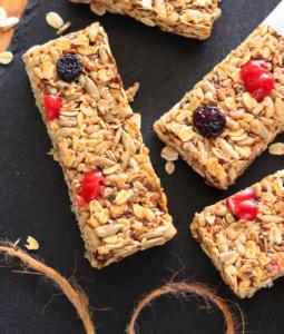 Homemade Granola Bars Recipe | How to cook Sugar free Granola Recipe