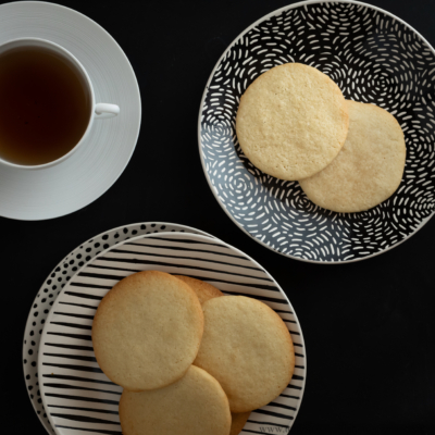 Southern Tea Cakes for Juneteenth