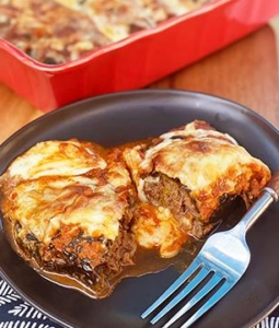 Shredded Wagyu Beef Stuffed Chile Rellenos