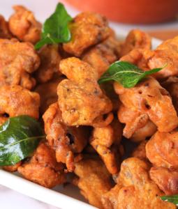Crispy Mushroom 65 Recipe | Mushroom Fry Recipe | Kalan 65 Recipe