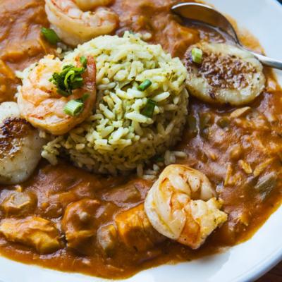 Homemade New Orleans Gumbo Recipe
