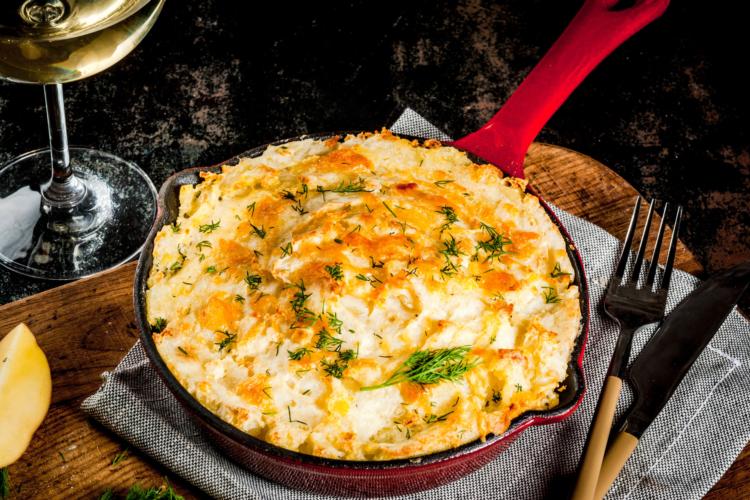 Skillet Shepherd's Pie Casserole Recipe