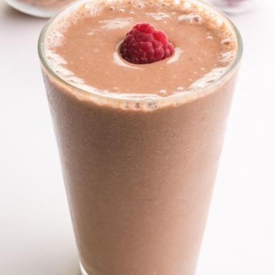 Almond Milk Smoothie
