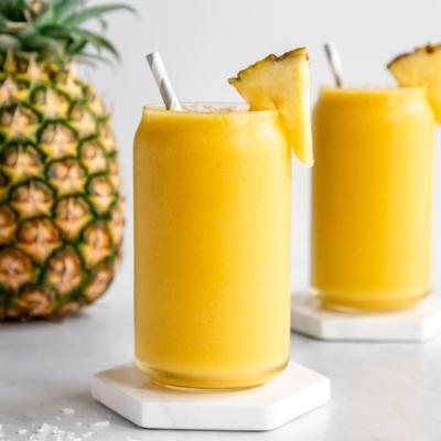 Pineapple Coconut Smoothie